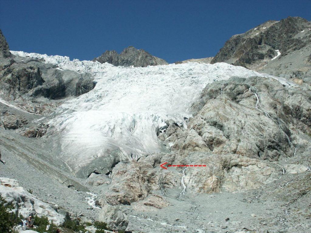 Glacier Blanc 2004